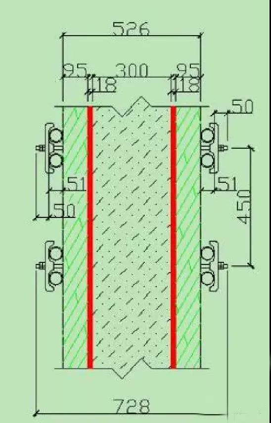 模板、方木、钢管算量的简单方法都在这里了,再也不求人