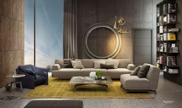 客厅装修必看,最新款客厅背景墙装修图片大全鉴赏_13