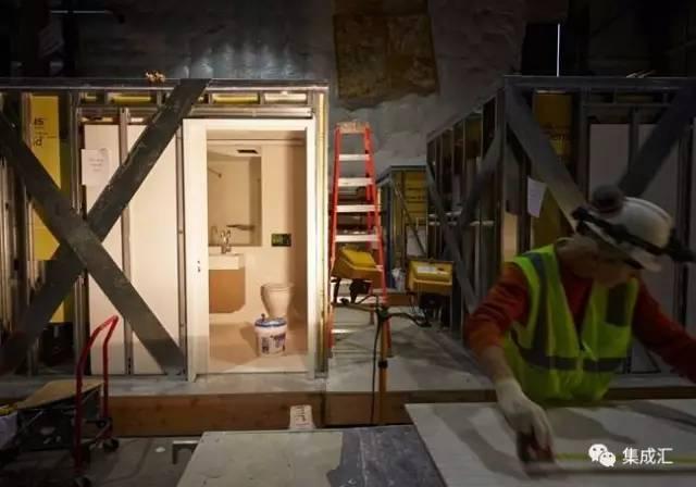 在纽约,有一幢比特朗普大厦还牛逼的公寓楼,90%工厂制造……_17