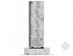[合集]3套超精细图纸超高层办公楼建筑施工图