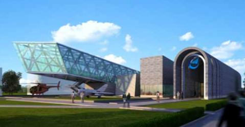 BIM技术在建川博物馆航空三线建设馆中的研究与应用