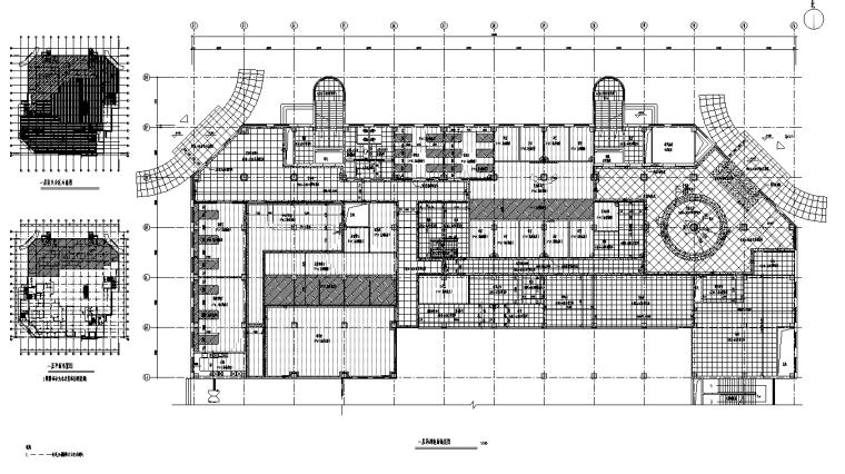 某大型医院门诊、急诊楼室内装修设计施工图(88张)_5