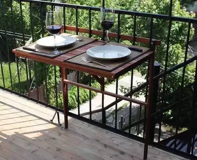 小阳台,也有别墅范……_12