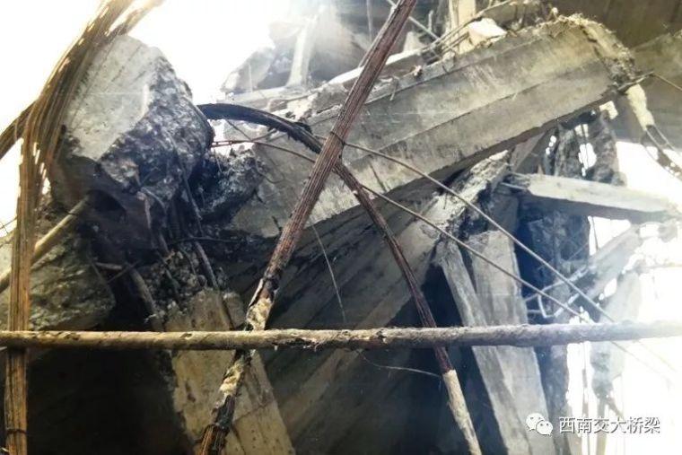 16人死亡!正在施工的桥梁半幅突然垮塌,事故过程、原因详解_16