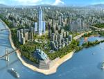 重庆江北嘴国际金融中心(IFC)项目