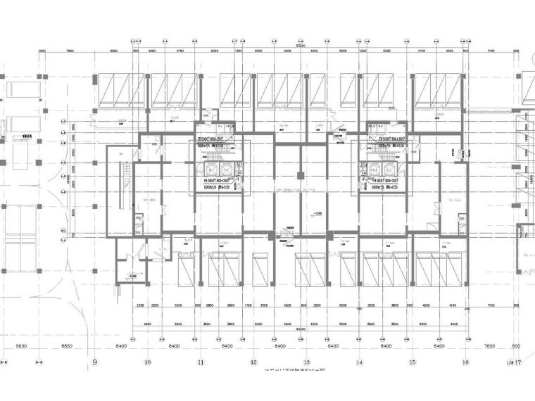 [甘肃]超高层住宅楼采暖通风及防排烟系统设计施工图