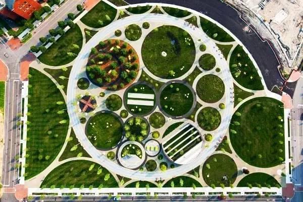 各国景观设计师收入大公开