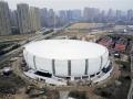 浙江滨江区体育馆已完成主体工程建设!