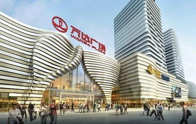 江西南昌红谷滩万达广场暖通II标段施工组织设计