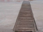 缝隙式、集水井预制及安装施工方案
