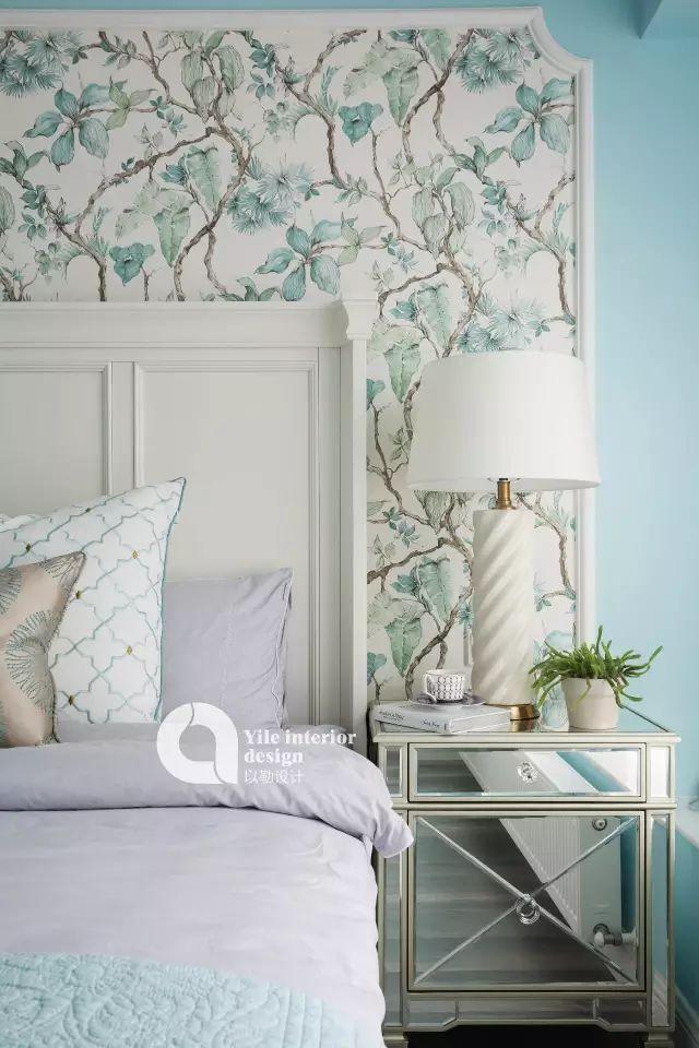 拥有绝美榻榻米卧室、治愈系厨房,可能是最清新的美式风!_35