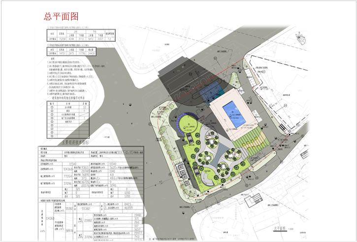 [上海]汉中路综合交通枢纽规划设计方案