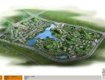 [湖南]生态湖商城景观概念性设计文本(香港L&A奥雅)