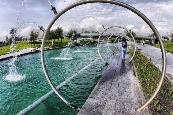 水景与创意齐飞,设计师还有什么新奇大胆的脑洞?附:水景资料