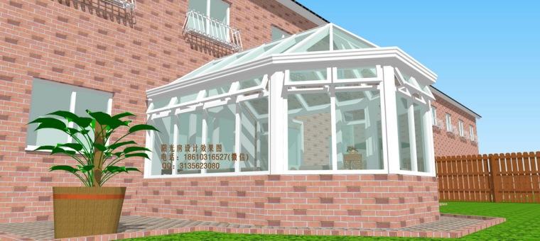 维多利亚式阳光房设计re_9