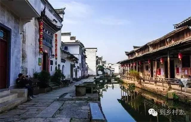 设计酱:忘记乌镇、西塘、周庄吧!这些古镇古村,很美很冷门!_11