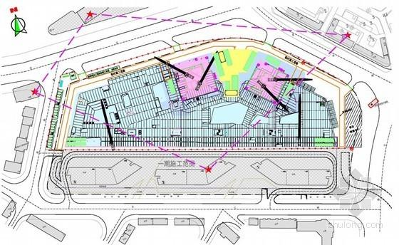 [辽宁]超高层框筒结构商业中心投标施工组织设计(300页)