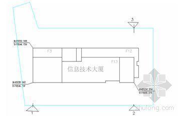 杭州市某框架结构高层建筑测量施工方案