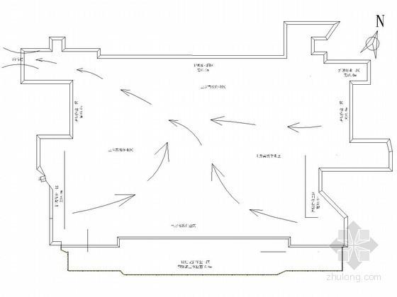 [北京]10米深基坑预应力锚杆复合土钉墙及桩锚支护施工组织设计(含计算书 CAD图)