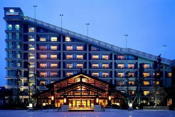 [江苏]11层酒店(地下室)装修安装工程预算书