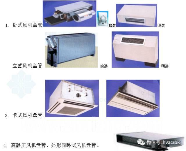 中央空调末端设备分类与应用_13