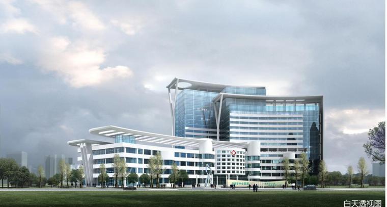 [四川]某中心医院建筑设计方案文本(CAD+文本+120页)