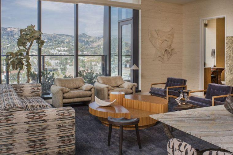 好莱坞的酒店公寓,奢华的画风都变了……_37