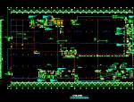 二层钢结构厂房生产车间结构施工图