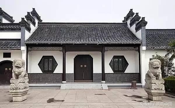 如何区分中国古建筑的派别?