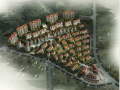 [山東]德式建筑風格小高層及別墅、洋房建筑設計方案文本