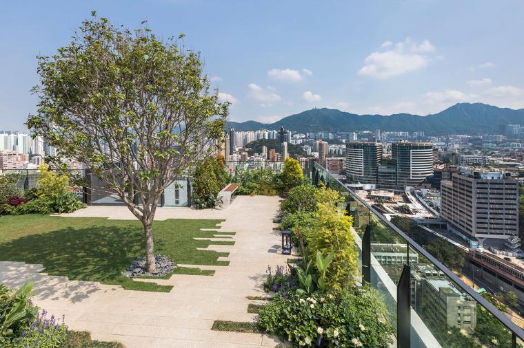 香港空中花园俱乐部