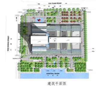 框筒结构高层办公楼及裙楼总承包施工组织设计(近300页,图纸)