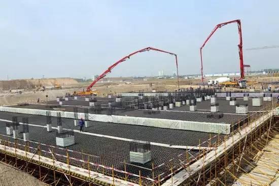 大体积混凝土施工不大意,高质量施工秘籍尽在掌握!