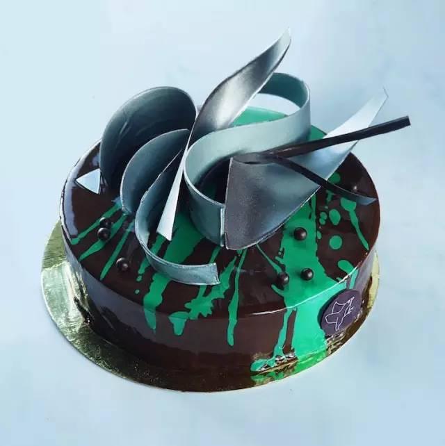 建筑设计+甜品,不会做甜品的不是好设计师_4
