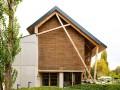 [建筑案例]Berges酒店和Saules温泉浴室设计