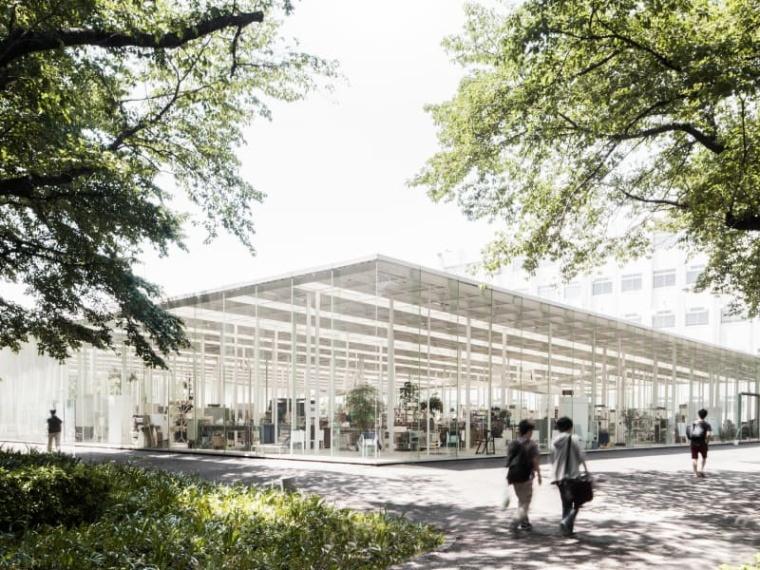 日本神奈川理工大学kait工作室改造