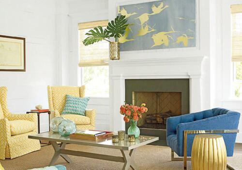 客厅颜色搭配效果图,客厅装修颜色如何搭配