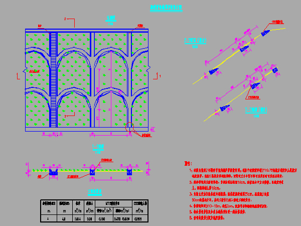 某公路建设(一期)工程路基路面施工图纸