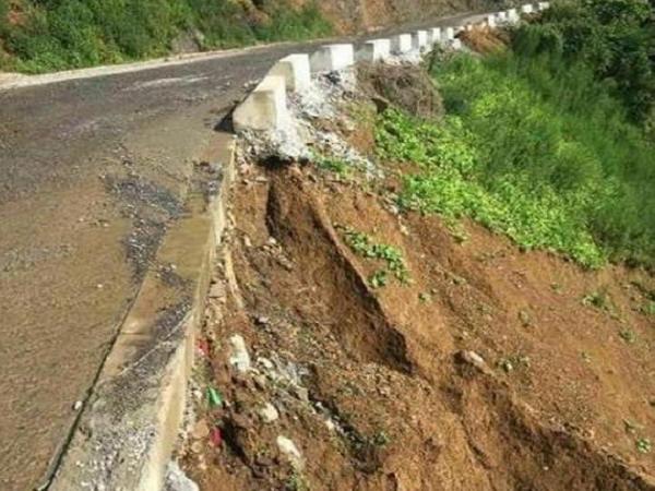 云南一公路被指豆腐渣工程!官方:实体工程质量合格_2