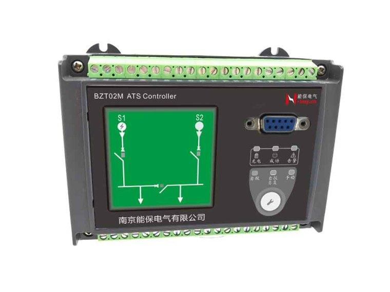 南京能保电气BZT02双电源切换开关低压备自投分段备自投