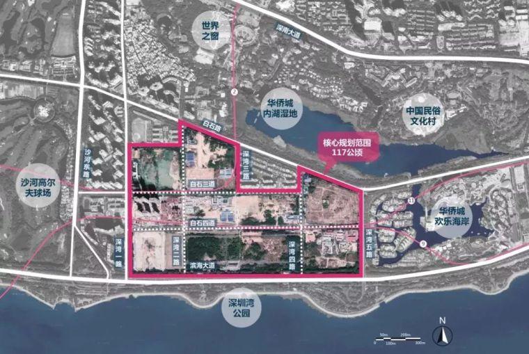 76家设计单位竞标深圳湾超级总部基地,超级构想脑洞大