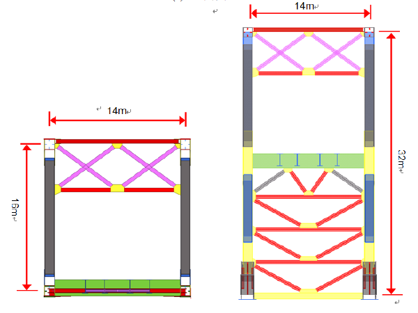 成贵铁路特大桥连续钢桁梁架设专项方案