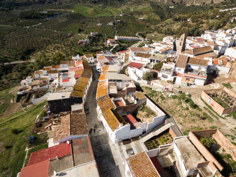 西班牙的教堂广场