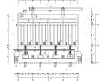 [山西]四万吨污水厂中水回用工艺施工图设计(CAD)