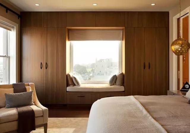 家里有飘窗该如何设计?这些方案能让你多些思路