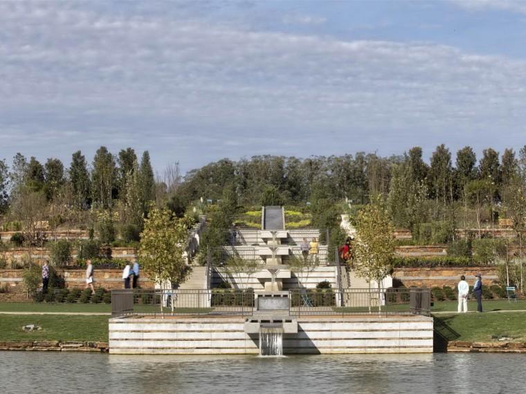 美国塔尔萨植物园