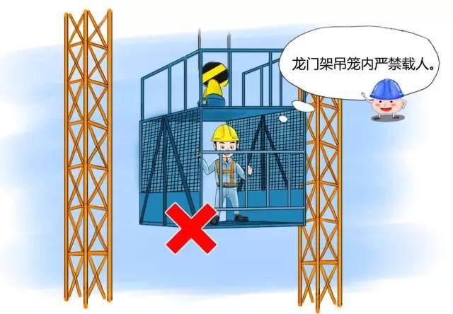 《工程项目施工人员安全指导手册》转给每一位工程人!_48