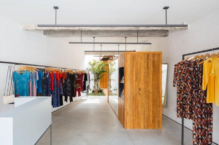 巴西Acolá精品女装店