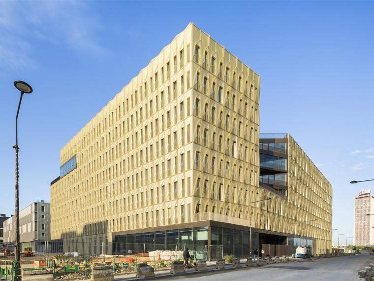 法国Coruscant办公大楼