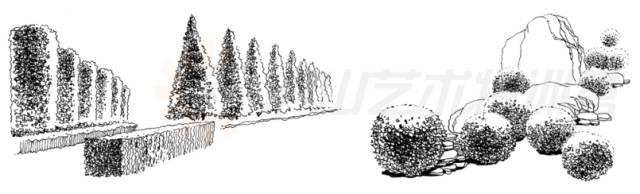 景观手绘基本技法,超实用!_10